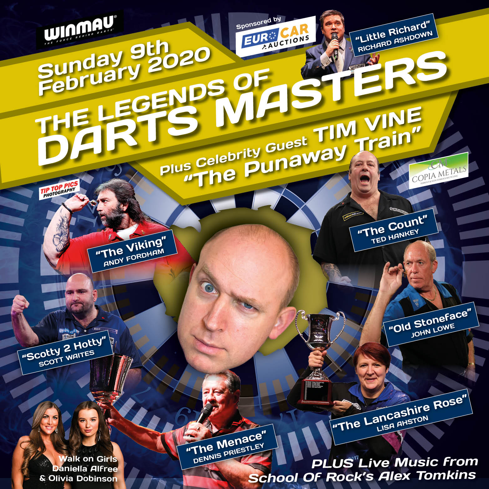 More Info for Legends Of Darts Masters 2020
