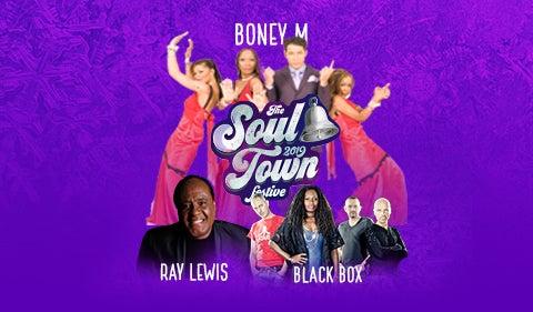 More Info for Soultown Festival