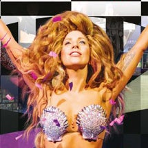 Lady Gaga Tickets Small