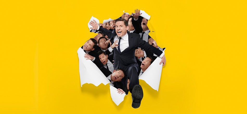 Lee Evans Tickets Large