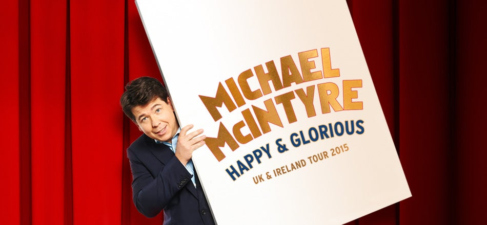 Michael McIntyre Tickets Large