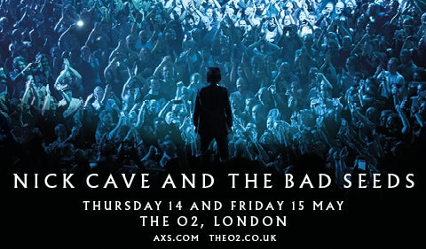 More Info for Nick Cave And The Bad Seeds