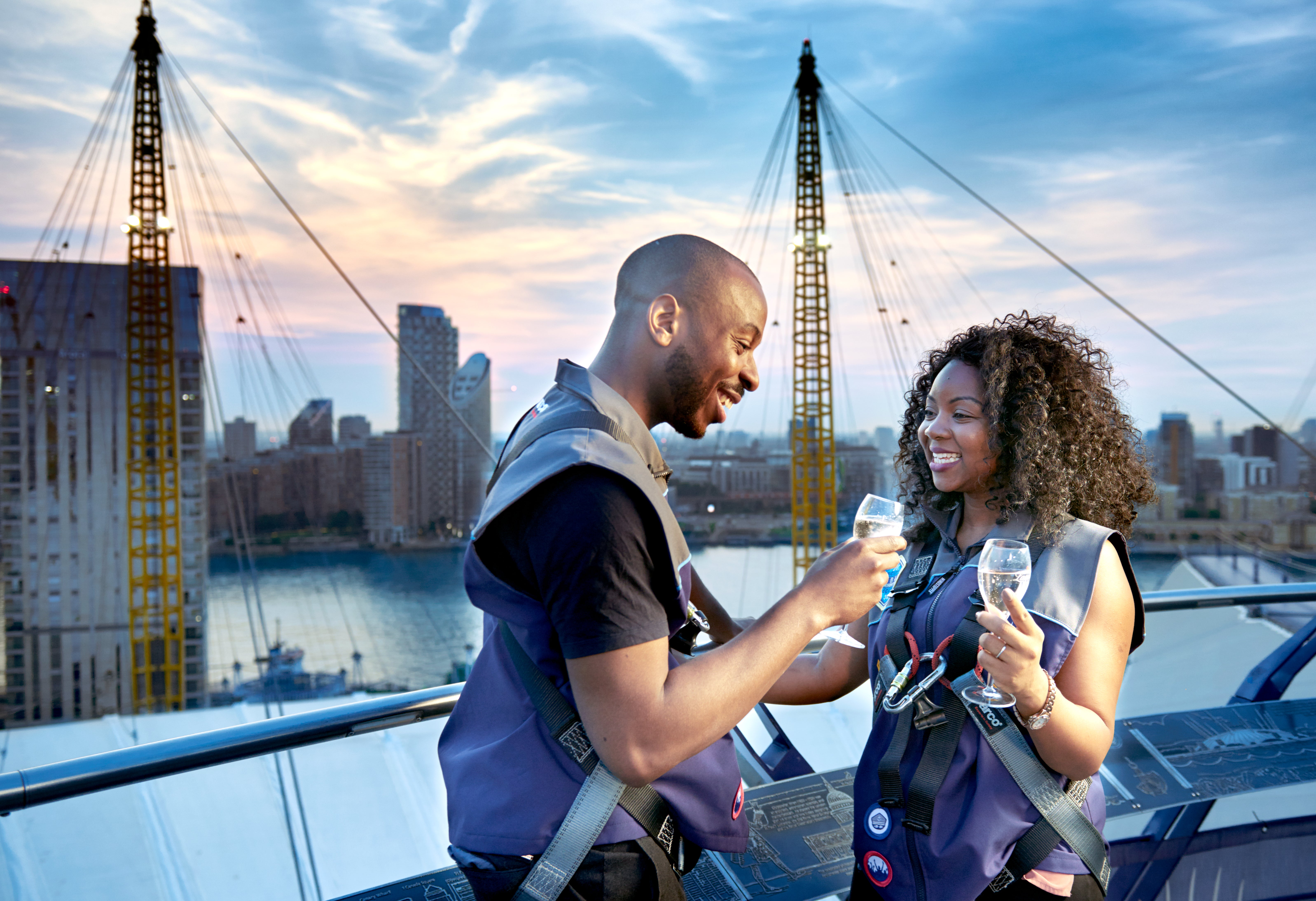 Couple-Up at The O2 this Valentine's Day
