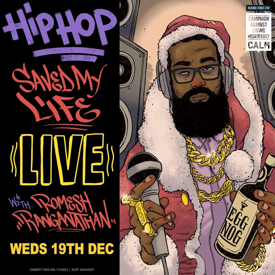 More Info for Romesh Ranganathan's Hip Hop Saved My Life